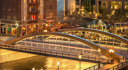 Virginia Street Bridge<br> Reno, Nevada