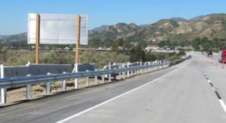 I-210 Pavement and Median Barrier Replacement – Los Angeles, California
