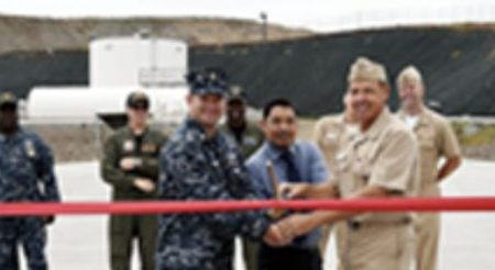 U.S. Navy's San Clemente Island Fuel Facility Renovation & Upgrade – San Clemente Island, California